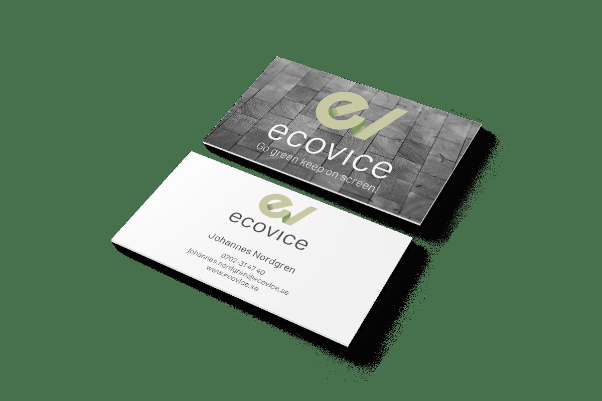 Tryck- och Profilprodukter till Ecovice
