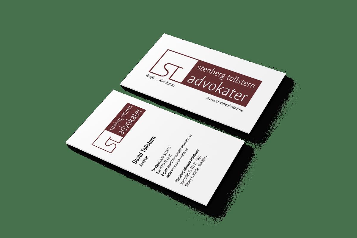 Tryck- och Profilprodukter Stenberg Tollstern Advokater