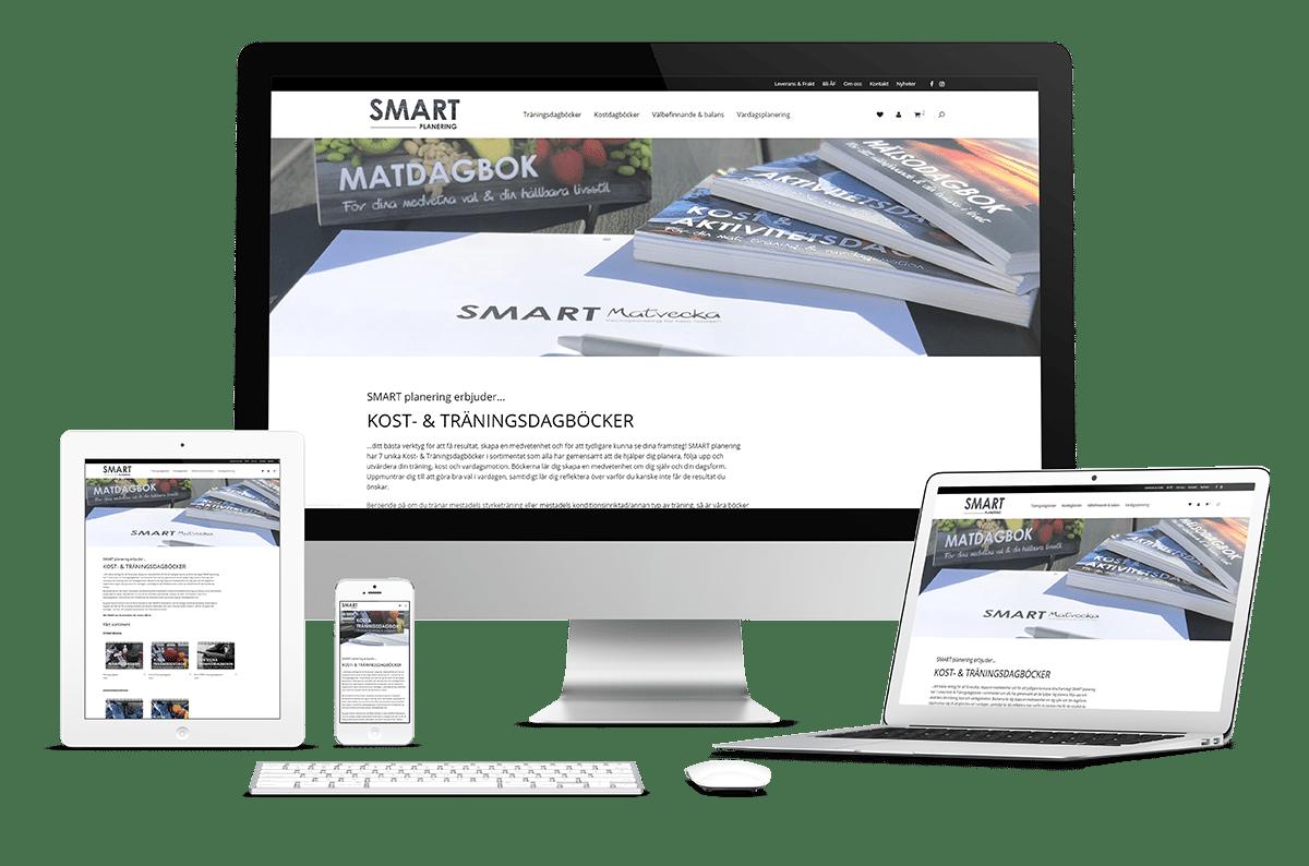 E-handel till SMART planering