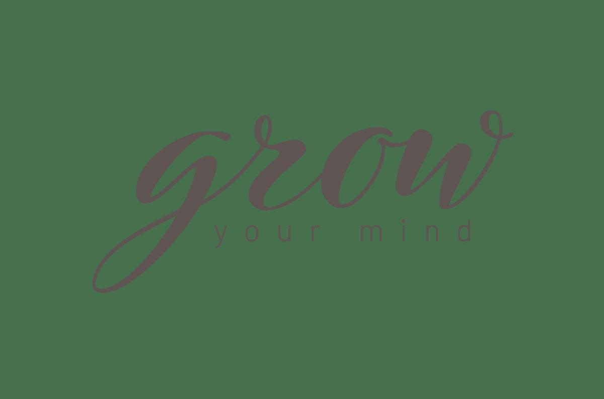 Logotyp till Grow Your Mind