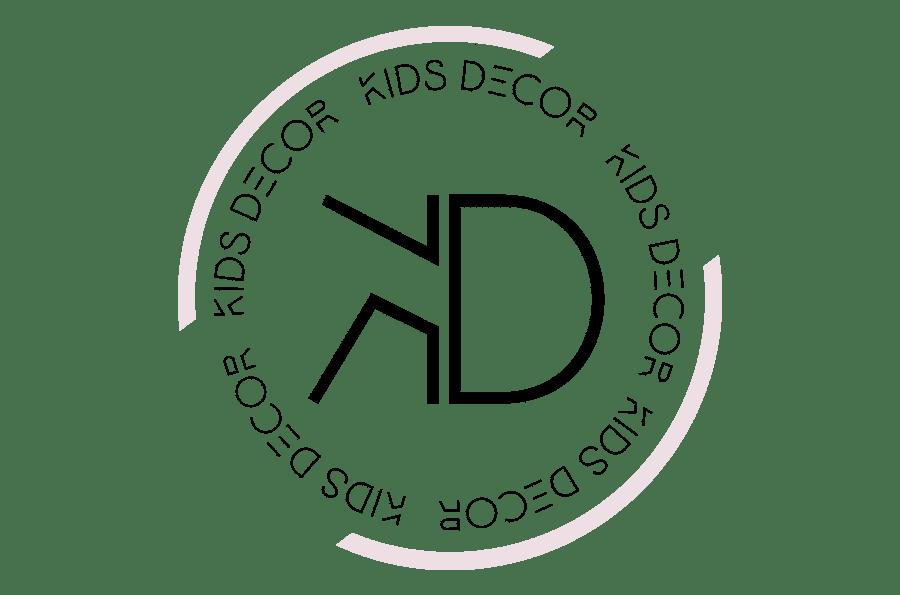 Logotyp, grafisk profil och trycksaker till KIDS DECOR
