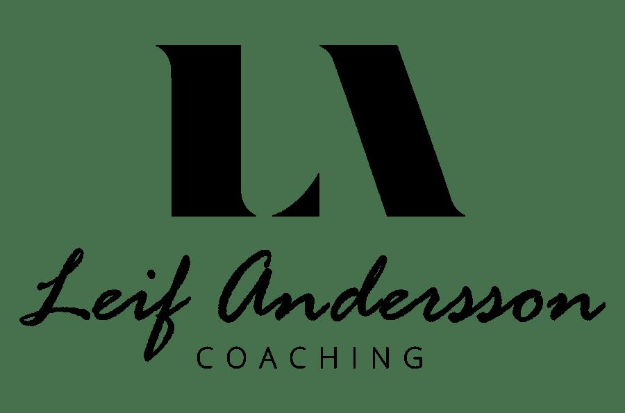 Logotyp och grafisk profil till LA Coaching