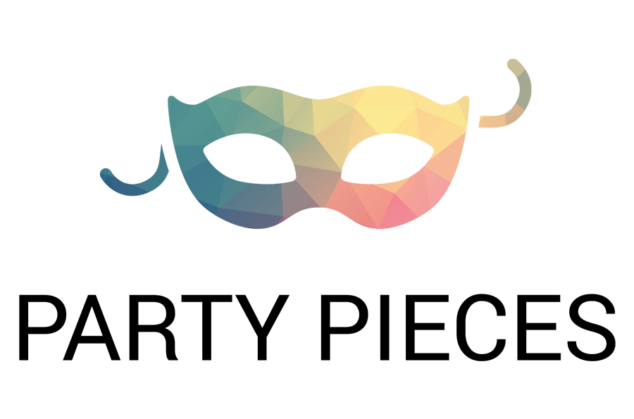 Logotyp till Party Pieces